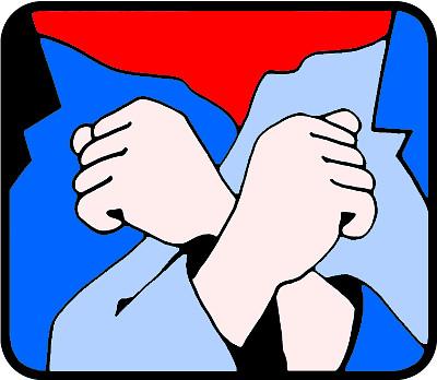 Logo der Roten Hilfe